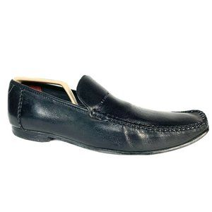 Ted Baker London Men's  Leather Slip On Loafers